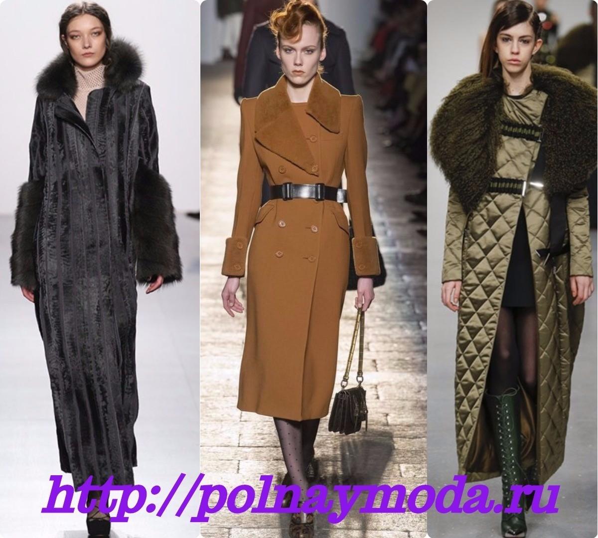 зимнее пальто с меховым воротником, модное пальто зима 2018 2019,