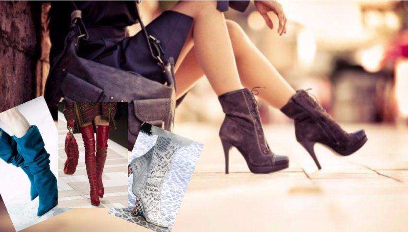 Какая обувь в моде осень зима 2017 2018 — ПОЛНАЯ МОДА c18a9726766ee