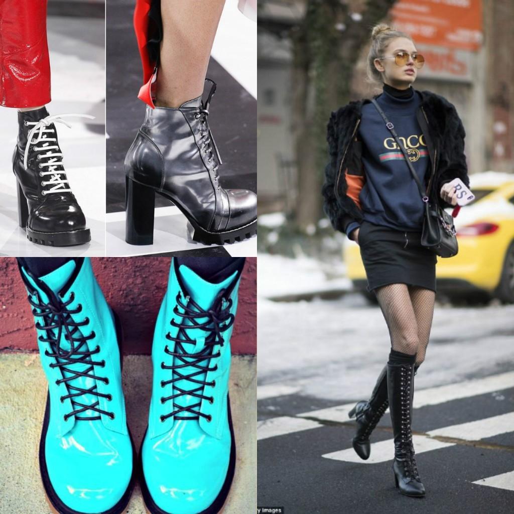 женские модные сапоги на шнурках, ботильоны на шнурках, сапоги длинные на шнурках