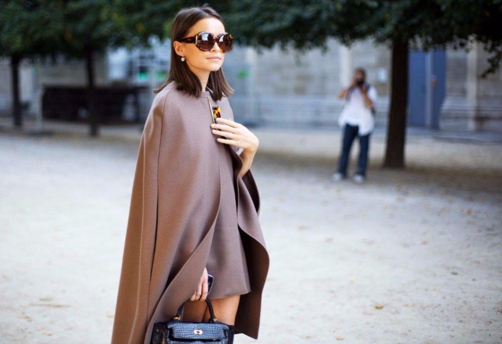 как выбрать пальто женщине, выбор осеннего, зимнего фасона