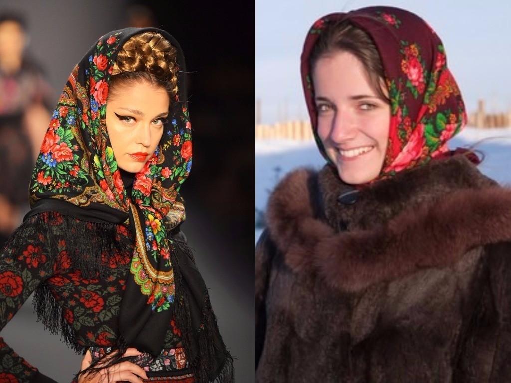 модные зимние шапки, с чем носить шубу