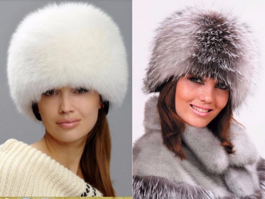 пушистые кубанки круглые шапочки женские мода зима 2018 2019