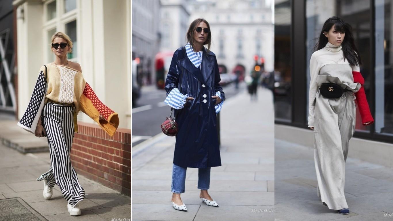 небрежность тренд уличного стиля весна 2018 гранж летом в моде