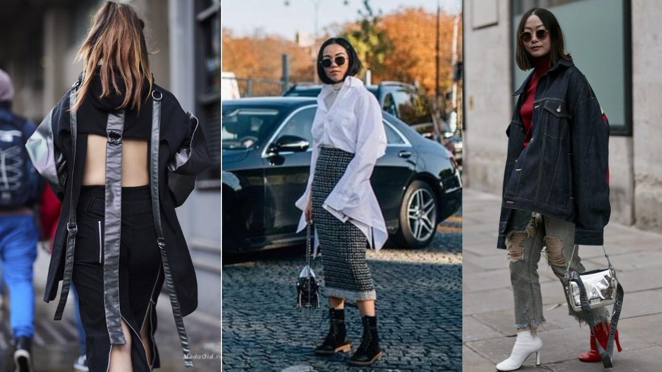 уличная мода стиль гранж весна лето 2018