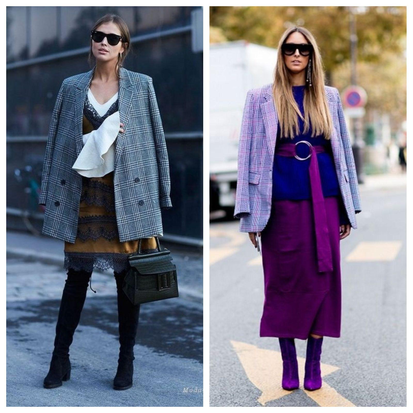 уличная мода 2018 2019 фото ультрамодных ярких нарядов