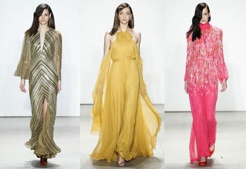 какое платье надеть новы год