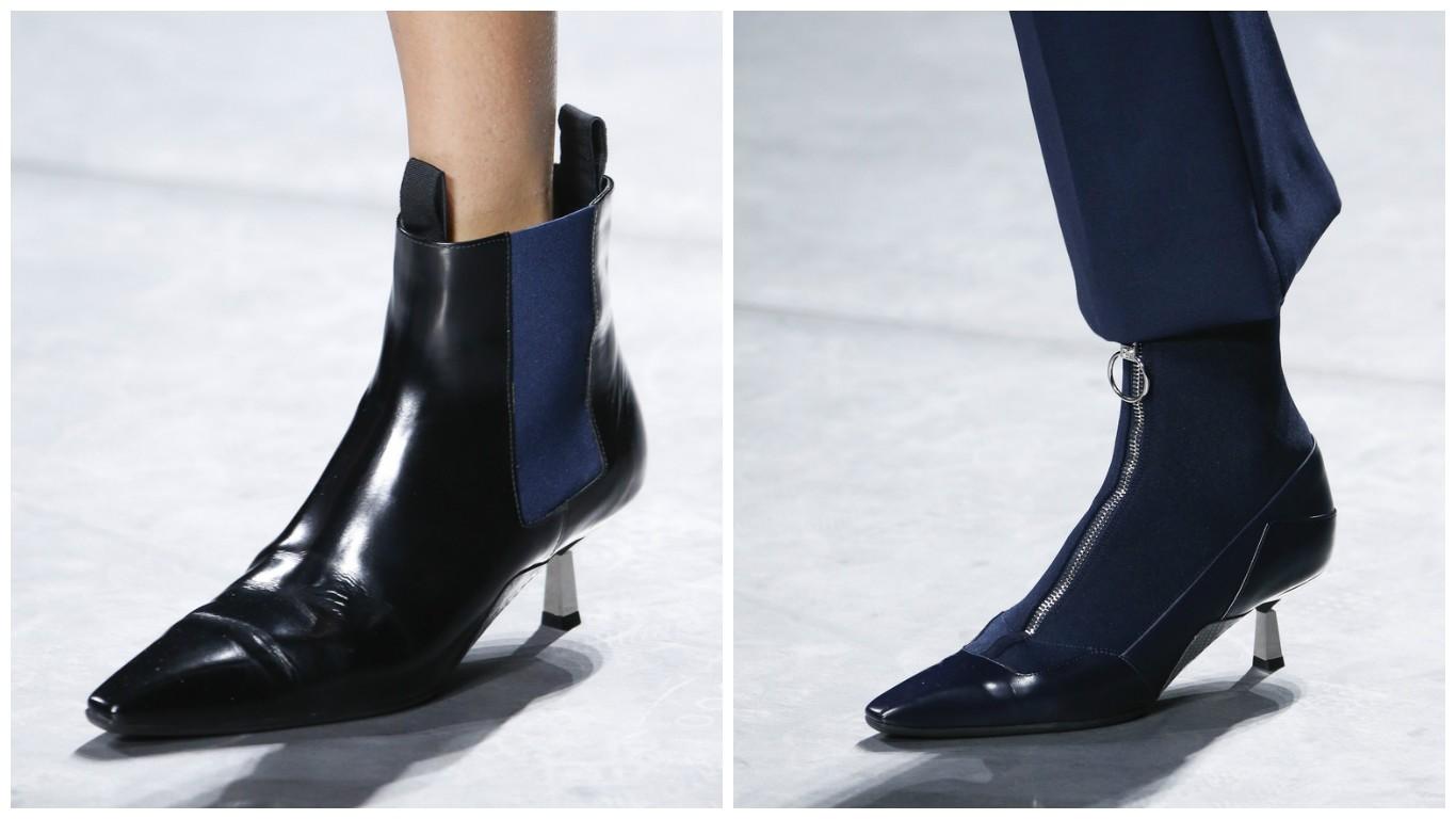 обувь зима 2019