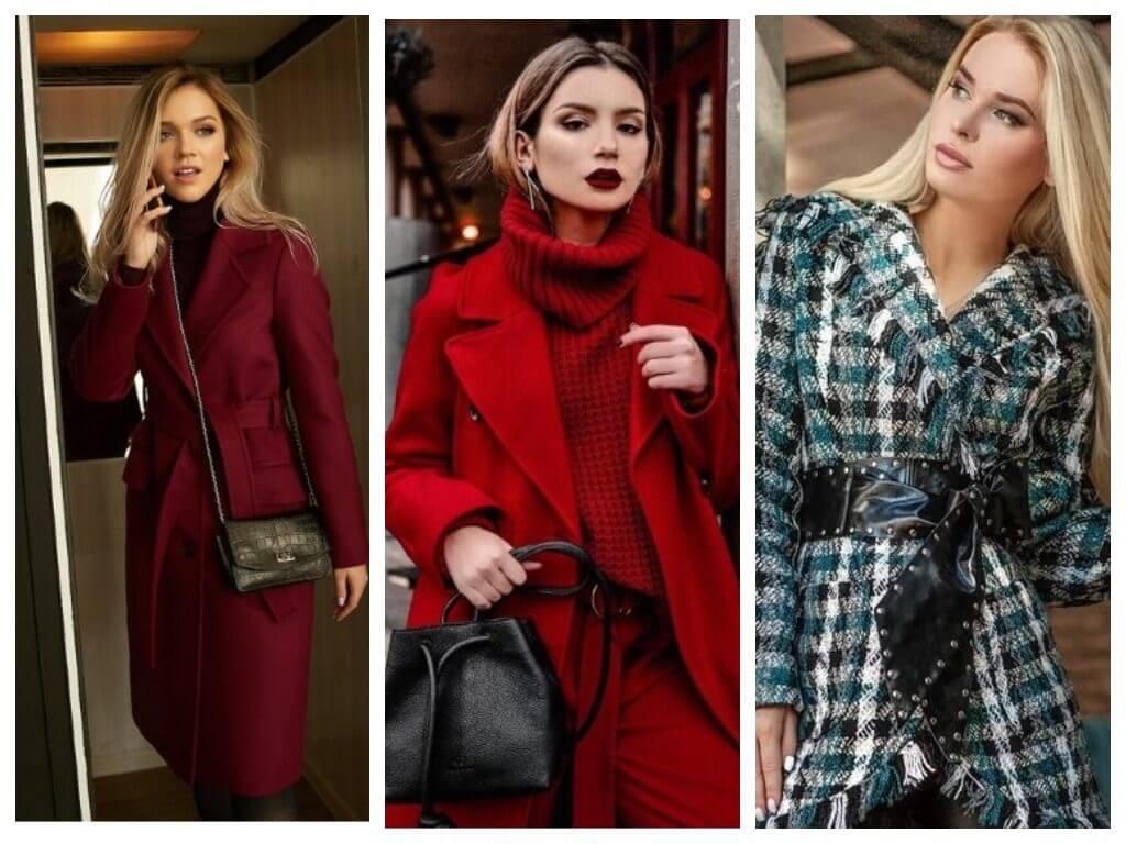 модное пальто на весну 2019