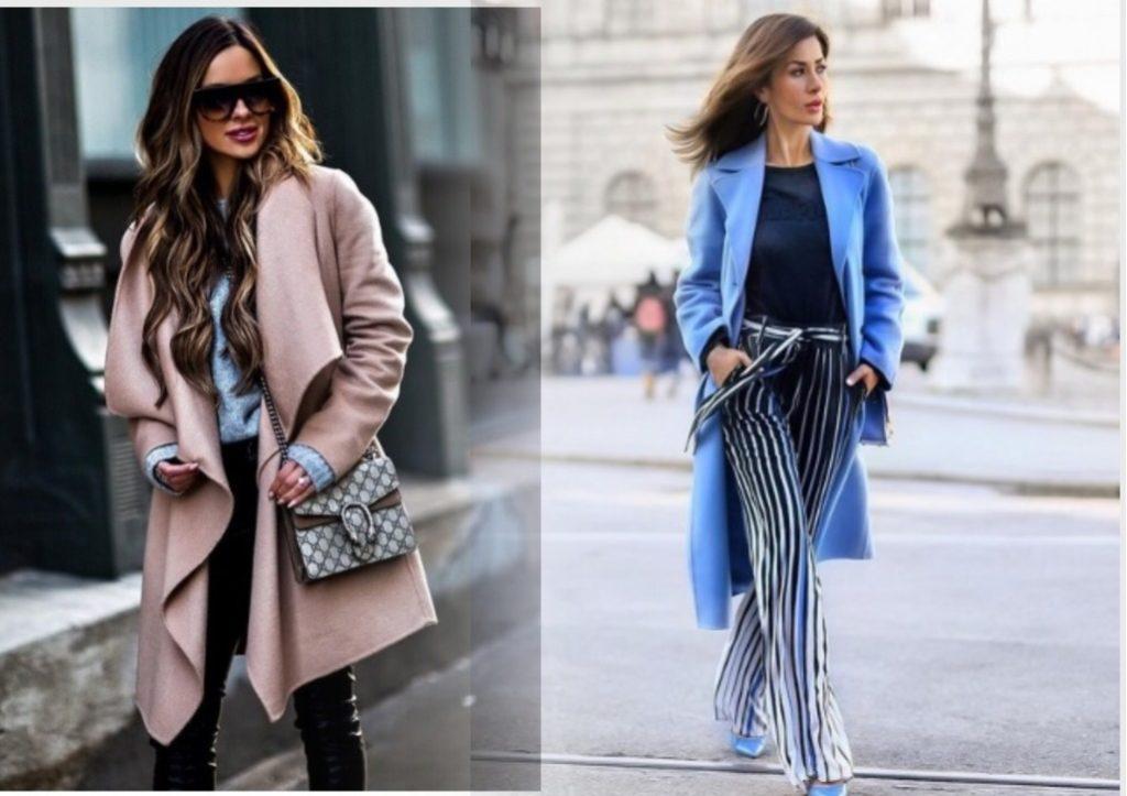модные пальто весна 2019 2020