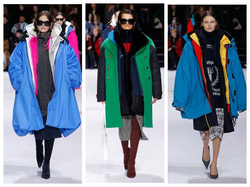 Что носить зимой 2019: модные тренды
