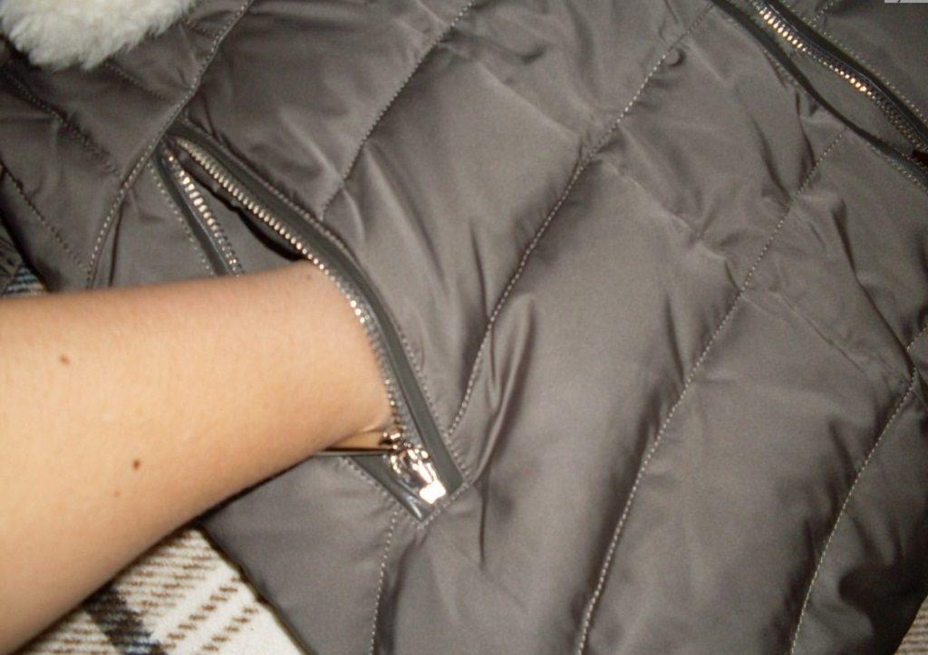 стирка куртки на синтепоне