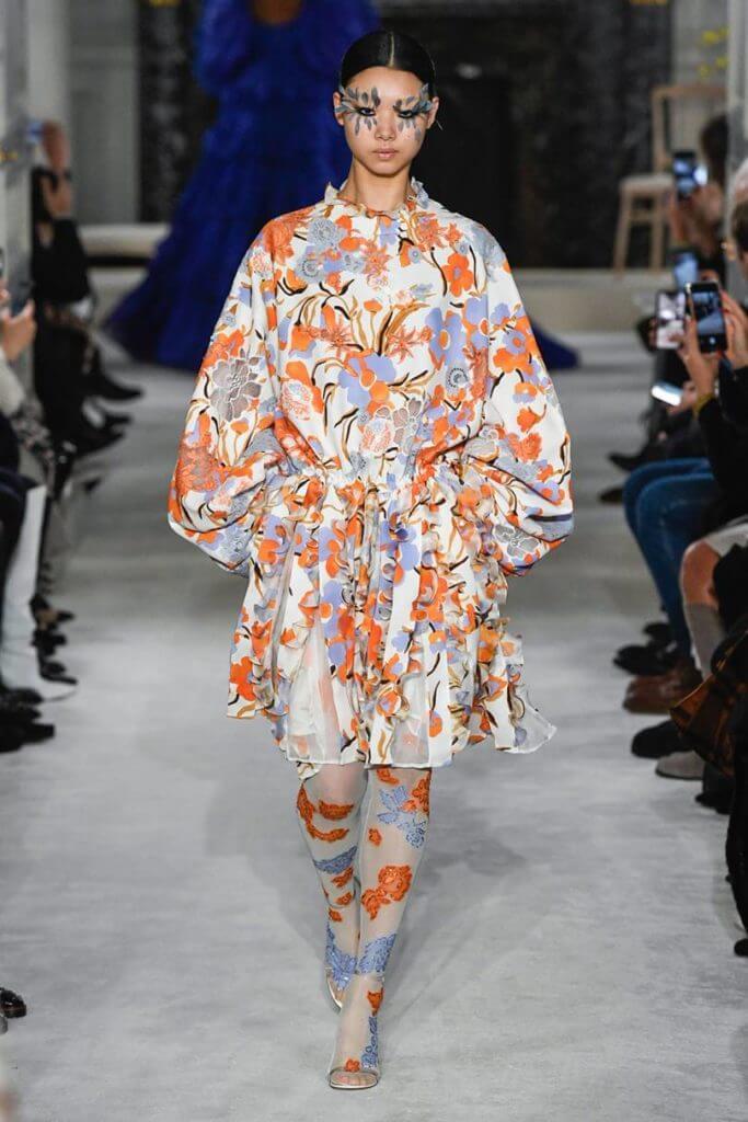 париж весна лето 2019 мода