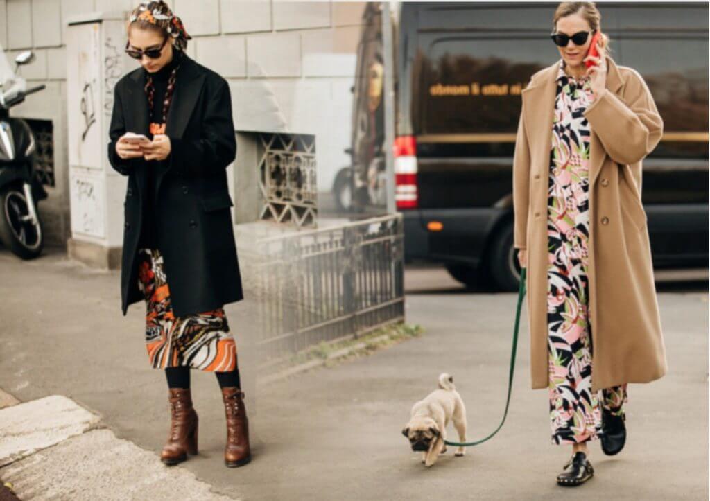 уличная мода милана фото