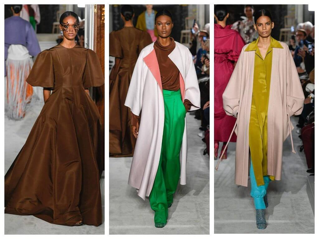 париж мода весна лето 2019