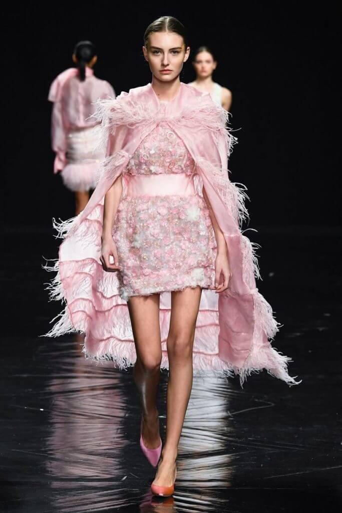 Мода Парижа: весна-лето 2019