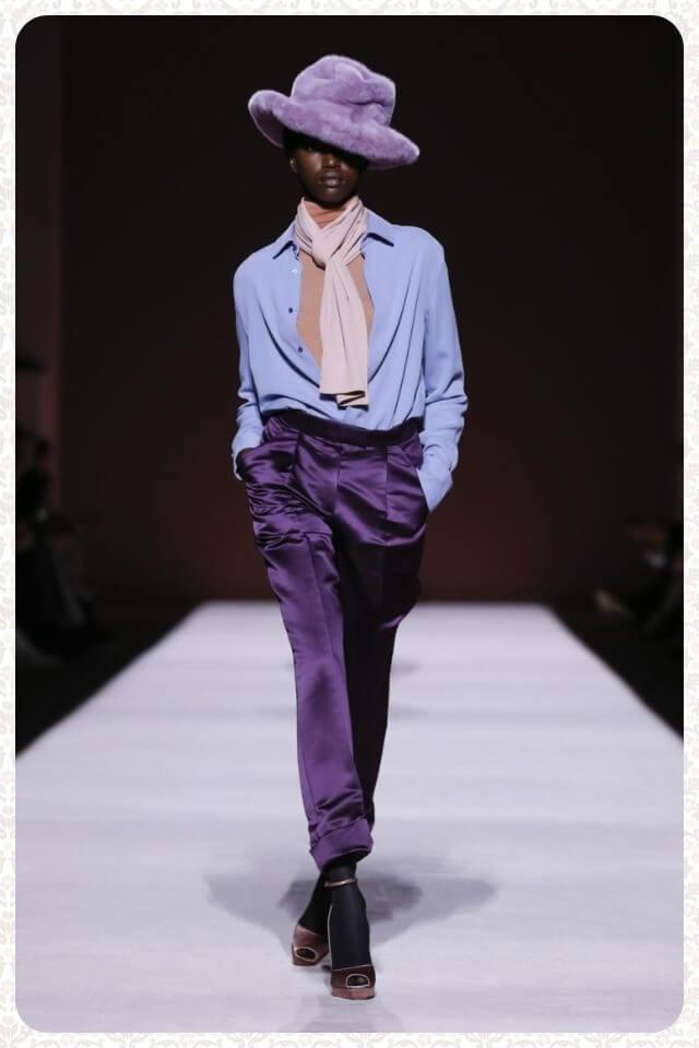 трендовый цвет фиолетовый 1