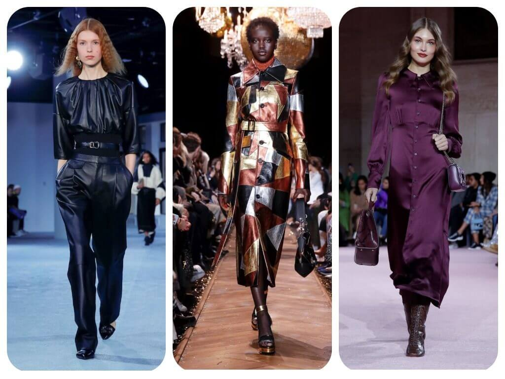 модные тренды с показа в Нью Йорке