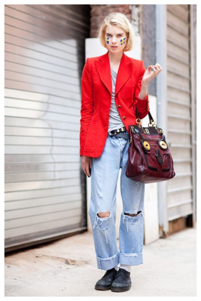 рваные джинсы 1