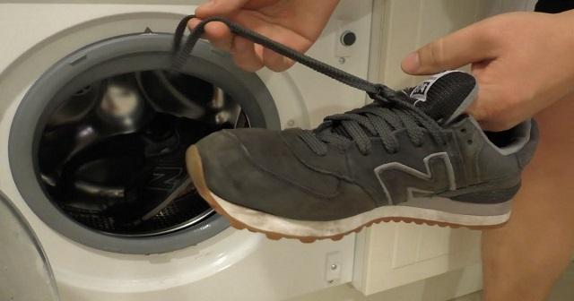стирка замши в стиральной машине